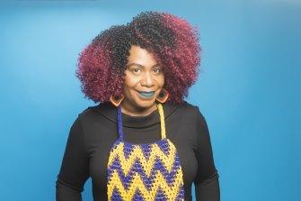 Namila Benson hosts the ABC's new prorgam Art Works.