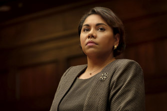 Deborah Mailman's performance was the crowning glory of Total Control.
