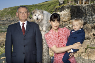 Career over? Let's hope not as Doc Martin enters ninth season.