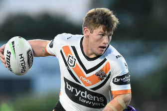 Harry Grant was prepared to join the Melbourne Storm bubble to help the team prepare for the finals.