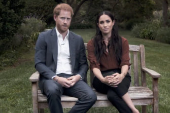 Prince Harry and Meghan continue the tradition of famous couples who wear matching Cartier bracelets.