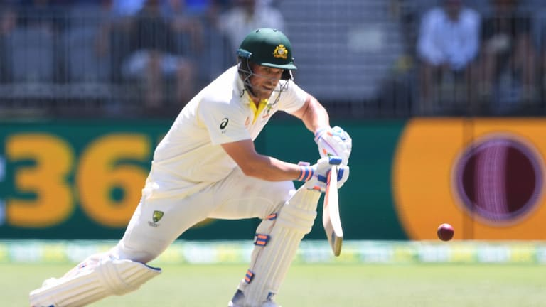 Aaron Finch is set to play his first Boxing Day Test.