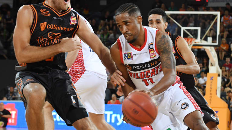 MVP: Perth will give Bryce Cotton  until tip-off to prove his fitness.