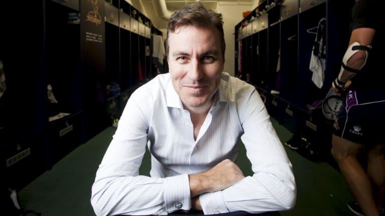 CrownBet chief executive Matt Tripp.