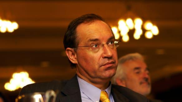 Fair Work senior deputy president Jonathan Hamberger.