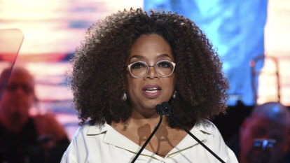 Oprah harnesses Apple TV+ to promote books. Here's her first pick