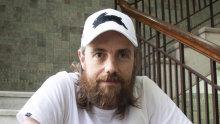 Billionaire software developer Mike Cannon-Brookes.