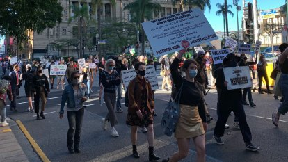 Protesters to block Brisbane streets in peak hour over refugee detention