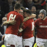 Wales stun England to blow Six Nations wide open