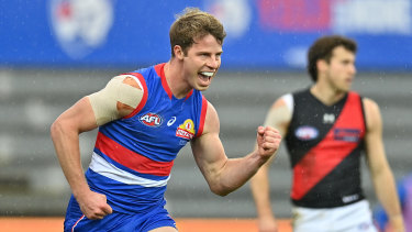 AFL hasn't always been at the forefront of premiership contender Mitch Hannan's mind.