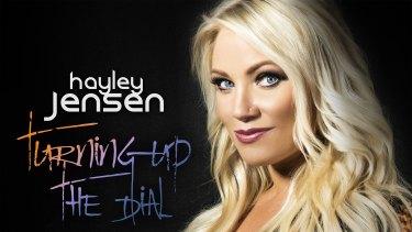 Hayley Jensen's new album is being released on May 11.