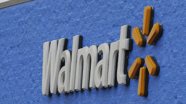 A Walmart store in Oklahoma City.