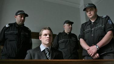 """Sydney man Paul """"Jock"""" Palfreeman is in a detention centre in Bulgaria."""