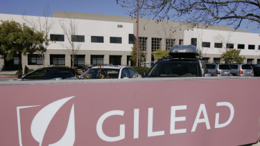 Gilead has been criticised for the price of the drug.