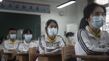 Under the crackdown, private education companies are banned from making profits, raising capital or going public. It also banned them from teaching foreign curriculums, importing foreign textbooks and employing foreign teachers.