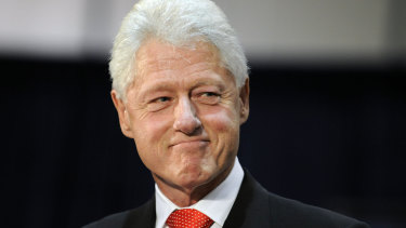 Former United States President Bill Clinton is in hospital with a suspected blood infection.