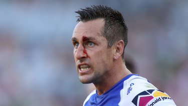 Mitchell Pearce may no longer be Newcastle Knights captain.