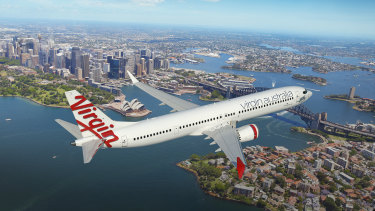 Virgin has dozens of MAX jets on order.