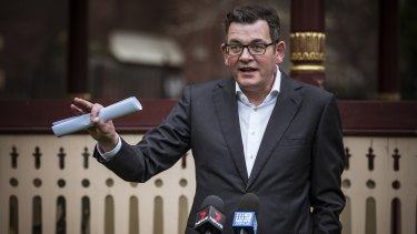 While Premier Daniel Andrews was right to say Victoria had received fewer Pfizer doses in recent months, his claim of a secret deal does not stack up.