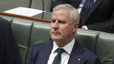 Deputy Prime Minister Michael McCormack has called on the wisdom of former Victorian premier Jeff Kennett to help with his leadership style.