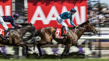 V'landys' latest moves are aimed squarely at challenging the dominance of spring events in Victoria such as the Derby.