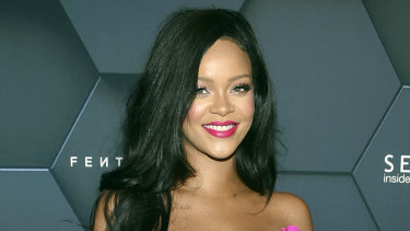 Singer Rihanna is reported to be adding her voice in the cause of fighting racial injustice.