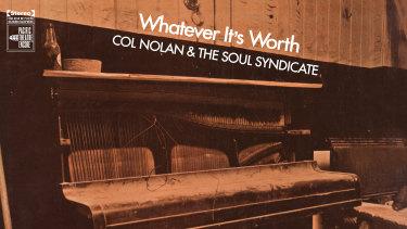 Col Nolan & the Soul Syndicate's album cover.