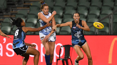 AFLW matches will be available free for non-subscribers of Kayo Sports.