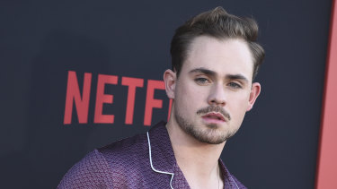 Dacre Montgomery plays Billy Hargrove in Stranger Things.