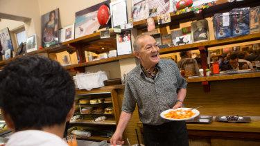 Pellegrini's cofounder Sisto Malaspina died in Friday's Bourke Street attack.