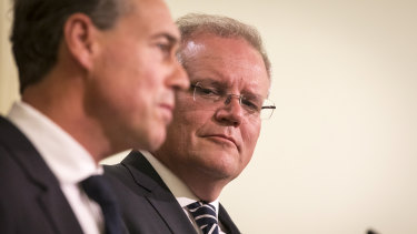 The coming fortnight will be another test of Morrison's ability to manage the daily combat of politics.