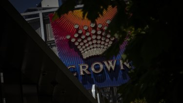 The Royal Commission will examine Crown's Melbourne casino licence.
