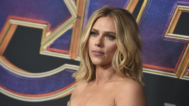 Scarlett Johansson has been slammed over comments she made about diverse casting.