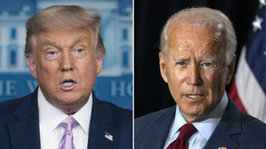 Economists are warning instability will remain regardless of whether Biden or Trump wins the election.