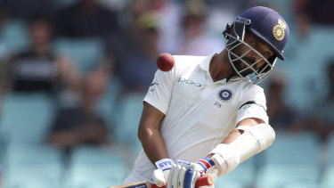 India batsman Ajinkya Rahane insists he and his teammates do not have problems facing the short ball.