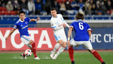 Sydney FC were humbled by Ange Postecoglou's Yokohama in the 2020 ACL.