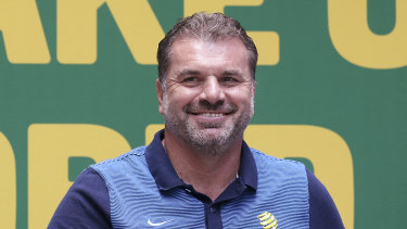 Former Socceroos coach Ange Postecoglou believes the sport is headed in the right direction in Australia.