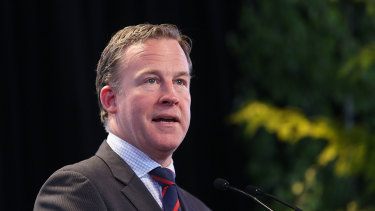 Tasmanian premier Will Hodgman has stepped down two years ahead of the next state election.
