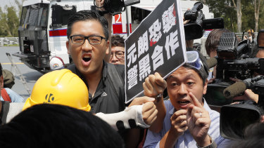 IB teachers are being told they cannot advocate for Hong Kong independence, illegal anti-government protest or any activity that seeks to undermine the authority of either the Hong Kong government or Beijing.