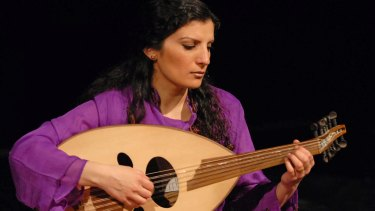 Syria's Waed Bouhassoun steadily tightens her grip on the listener's senses.