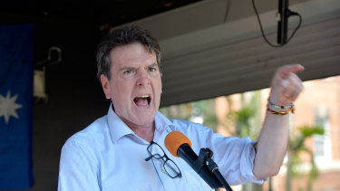 CFMEU manufacturing secretary Michael O'Connor is highly critical of the Andrews government's timber ban.