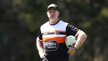 Michael Maguire is under pressure to save his job.
