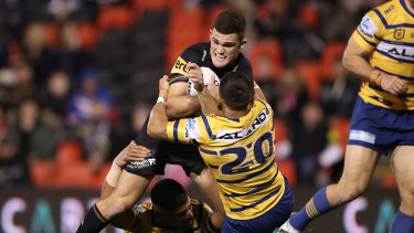 The Panthers came within a whisker of merging with the Eels.