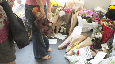 Messages of support for the victims of the March massacre in a Christchurch mosque.