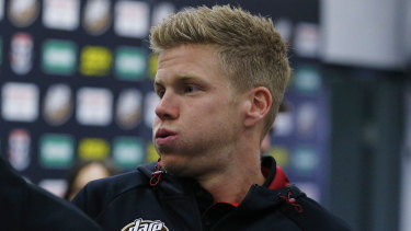 Hannebery was going to have a subdued start to pre-season anyways.
