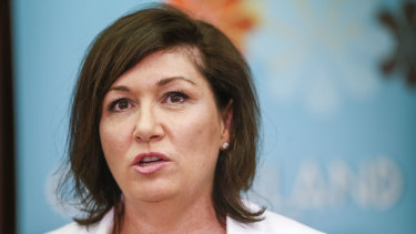 Leeanne Enoch wants artists to have access to JobKeeper.
