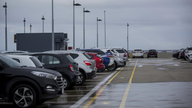 That consumer watchdog says passengers should shop around when parking at  Melbourne Airport.