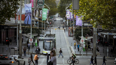 Lockdowns across Melbourne are weighing on the national jobs market with new figures showing a sharp fall of people with employment in early July.