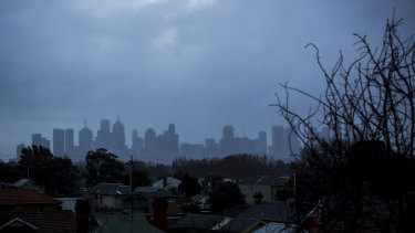 It''ll be grey and cold in Melbourne for some time to come.