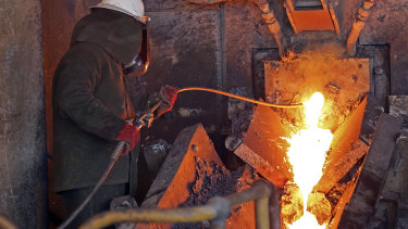 BHP's diversification has helped the mining giant weather the coronavirus storm.